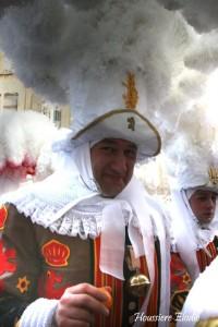 Carnaval de Binche - Reconnu patrimoine oral et immatériel de l'humanité par l'UNESCO